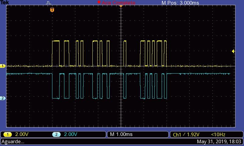 RS485 data collision detector failing (IDFGH-1274) · Issue