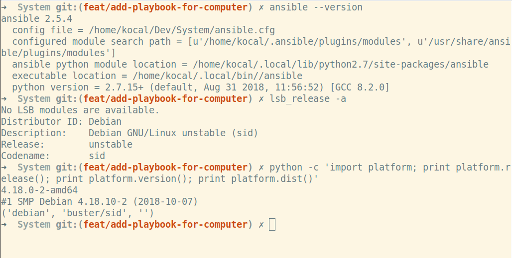 ansible_distribution_release missing on debian testing