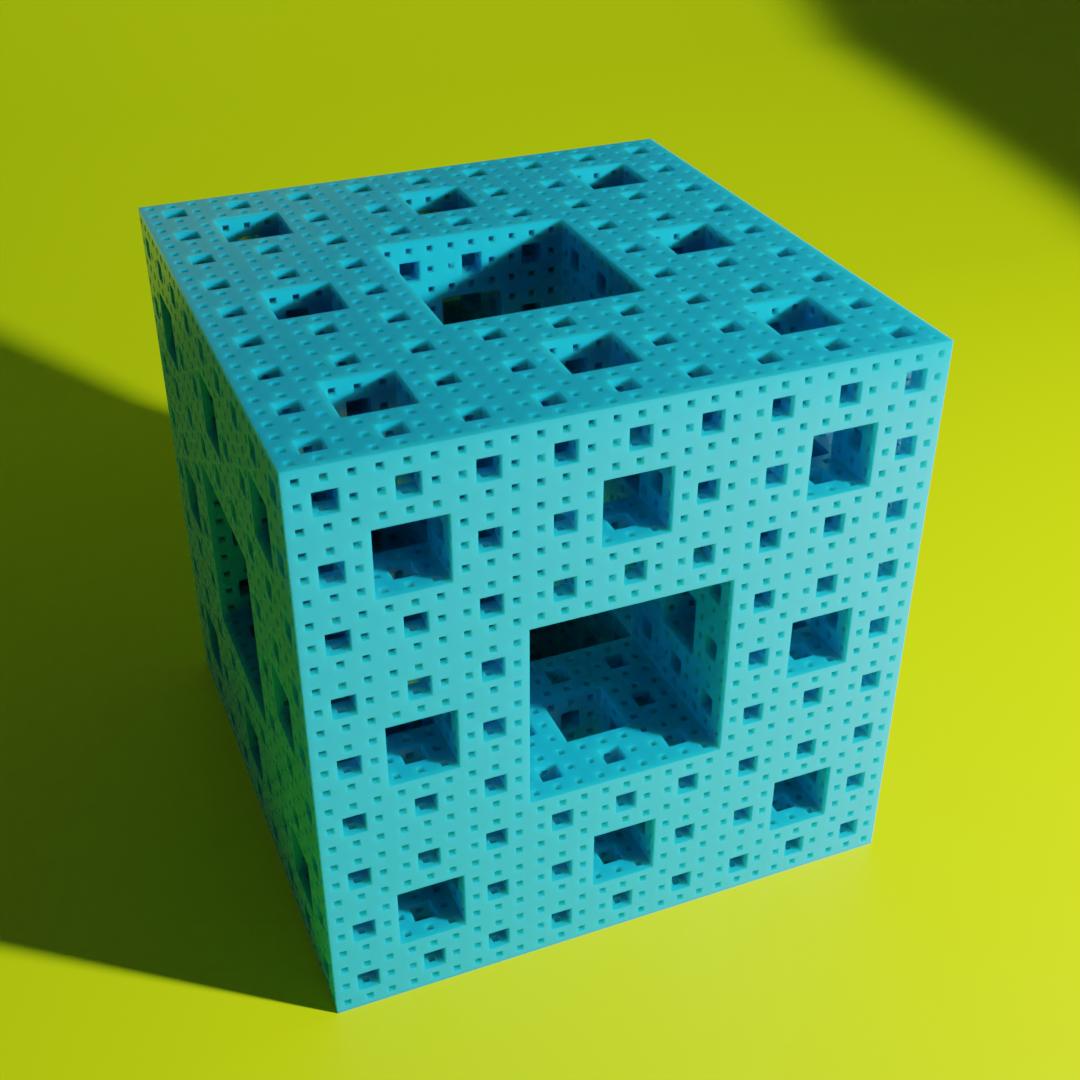 Level-4 sponge image