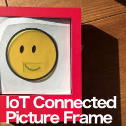Project IoT Connected Desk Frame at Hackaday.io