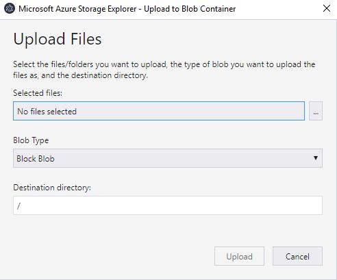 Fail to upload VHD files to premium account using AzCopy