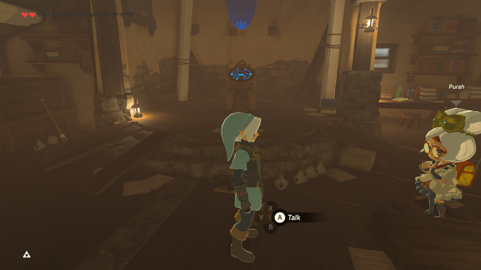 Developers - The Legend of Zelda: Breath of the Wild [ALZ#01] -