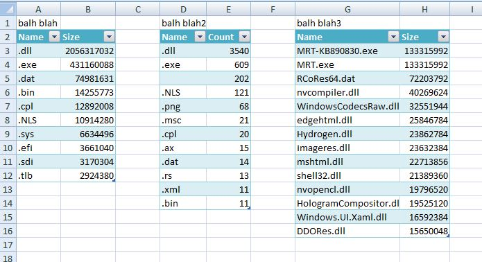 TableRanges - with Multiple Tables per worksheet · Issue ...
