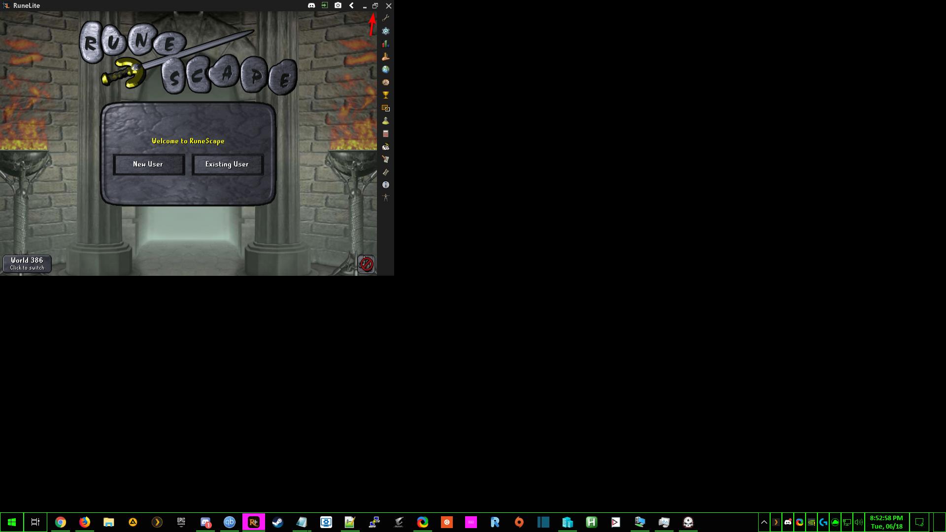 Runelite Linux