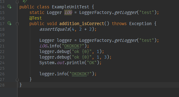 Can't use logback for Android JUnit in Android Studio? · Issue #151