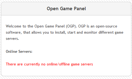 Server not shown as online when home is assigned · Issue #348