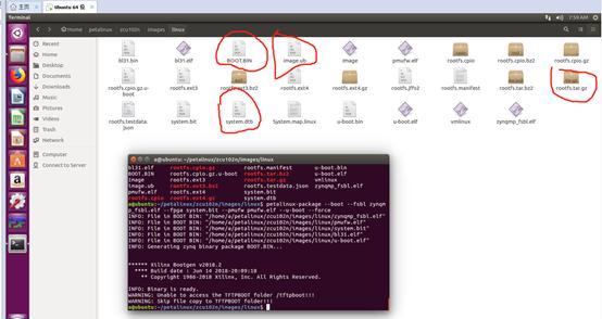 fpga_manager fpga0: Error while writing image data to FPGA
