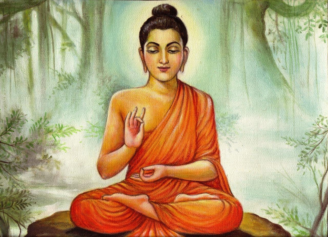 teaching-buddha-statue