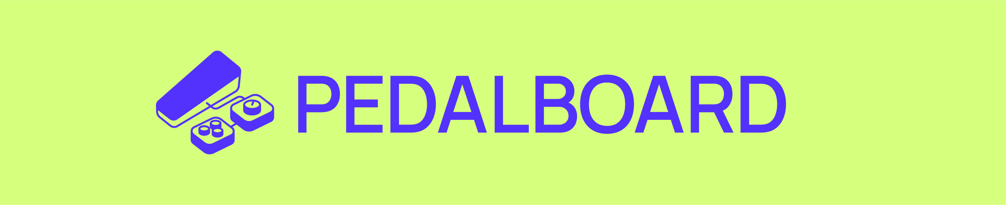 Pedalboard Logo