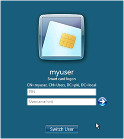 Get-Credential does not work for smart cards with multiple