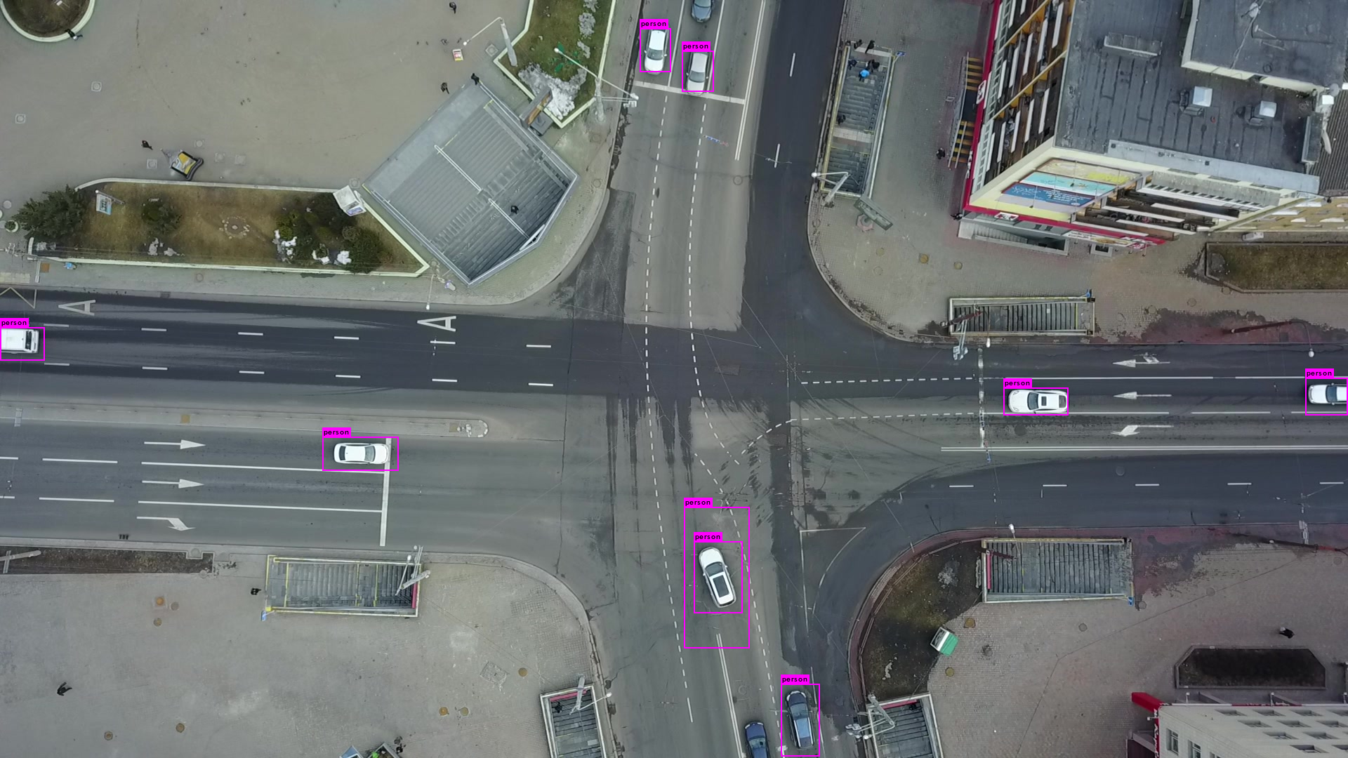 Run dataset on pretrained weights · Issue #3 · jekhor/aerial-cars