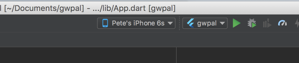 Android Studio not recognizing iPhone XS properly · Issue