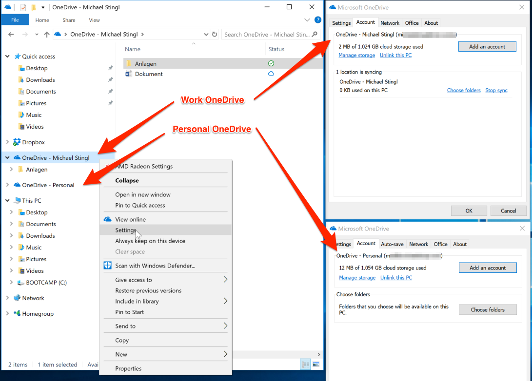 Windows] File Explorer - Integrate a Cloud Storage Provider