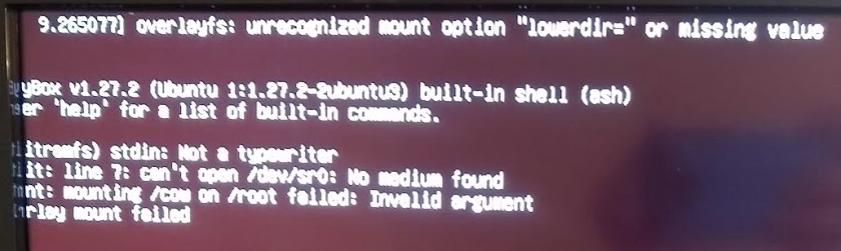 Can't install Ubuntu 18 04 · Issue #392 · mbusb/multibootusb