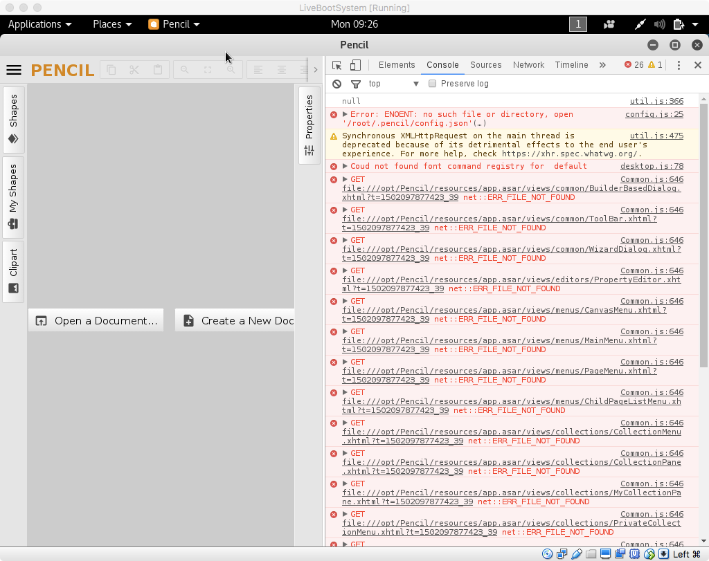 Pencil v3 not working · Issue #350 · evolus/pencil · GitHub