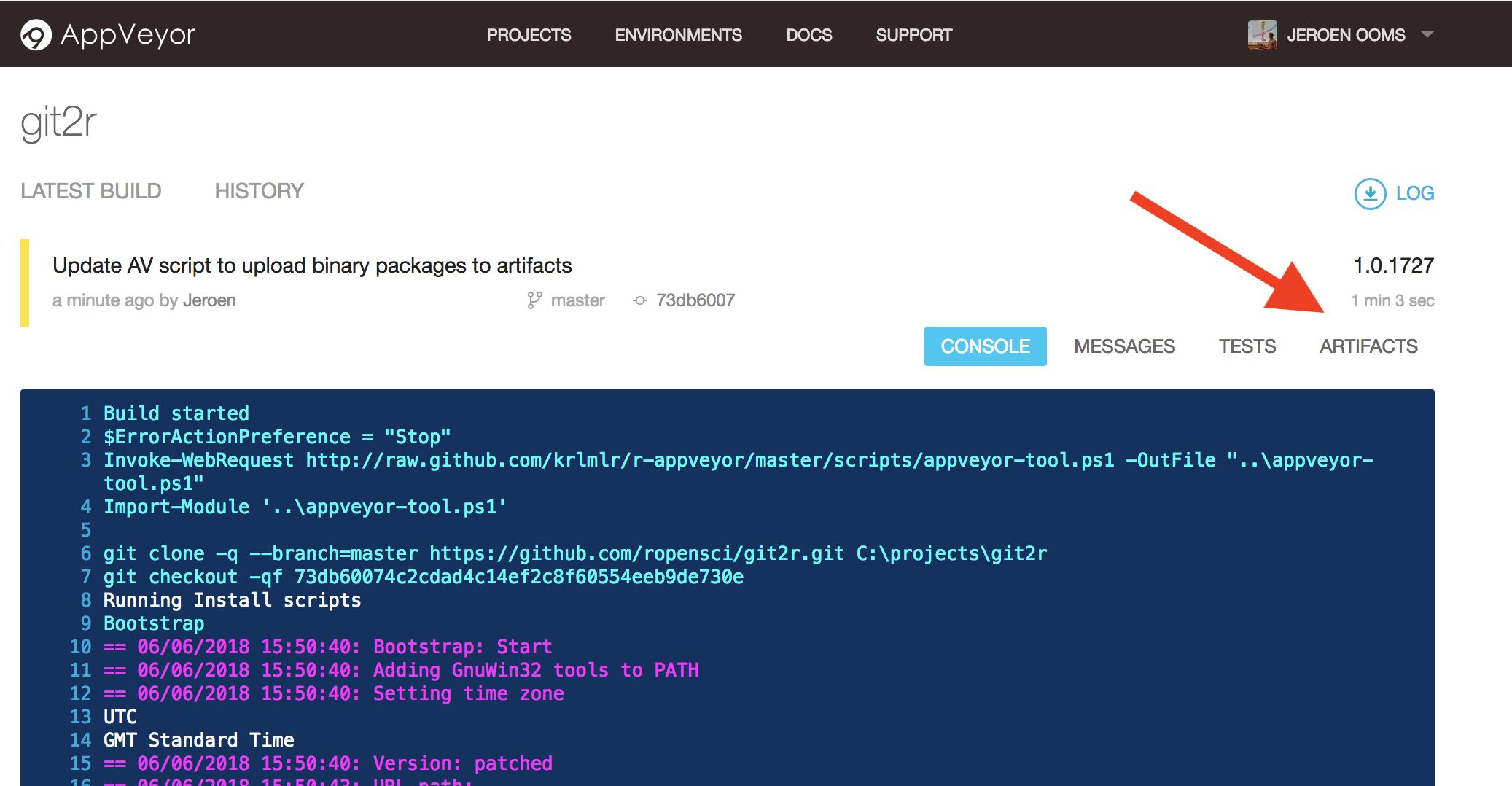 Windows - Invalid repository · Issue #329 · ropensci/git2r