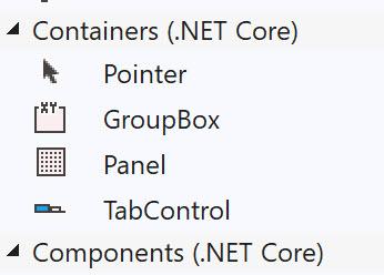Winforms-netcore