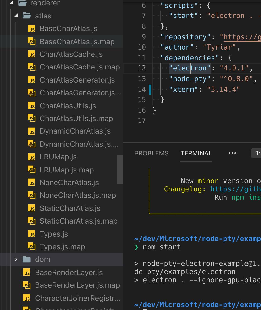 Missing Types js · Issue #2272 · xtermjs/xterm js · GitHub