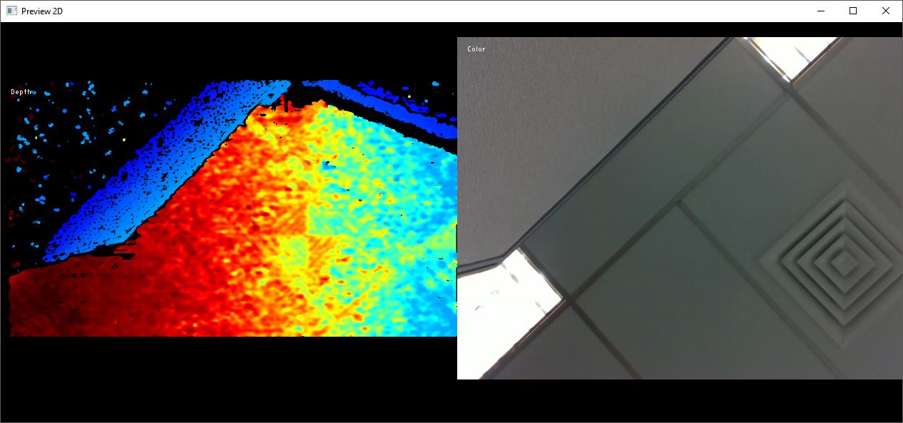 Displaying Camera Frames in Custom OpenGL Window? · Issue