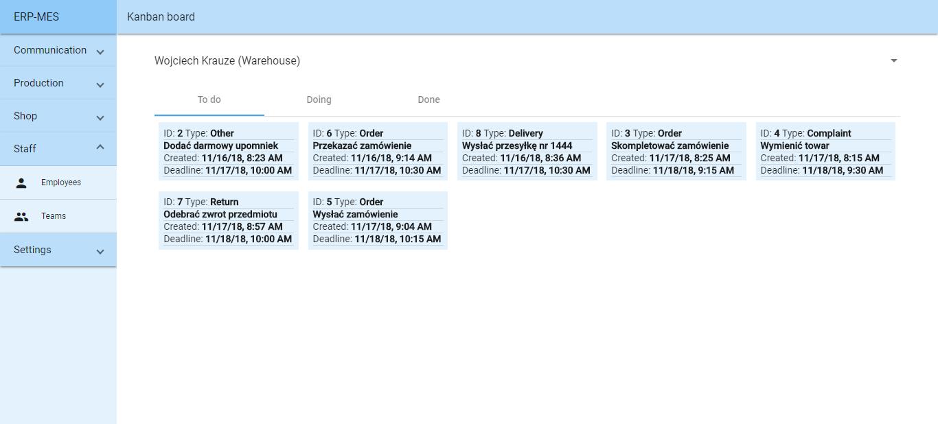GitHub - plkpiotr/erp-mes-frontend: ERP-MES RESTful Web