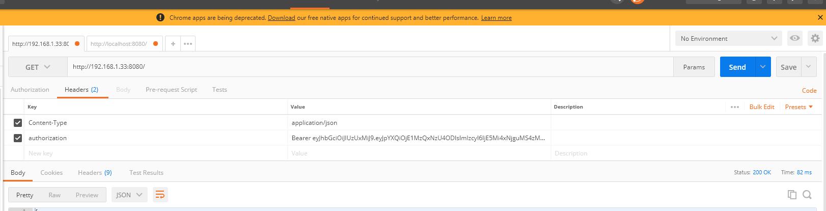 how to pass jwt token using postman · Issue #58 · hokaccha/node-jwt