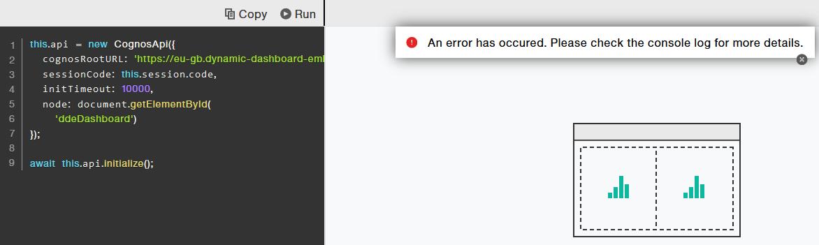Unknown Initialize API framework Error · Issue #17 · IBM