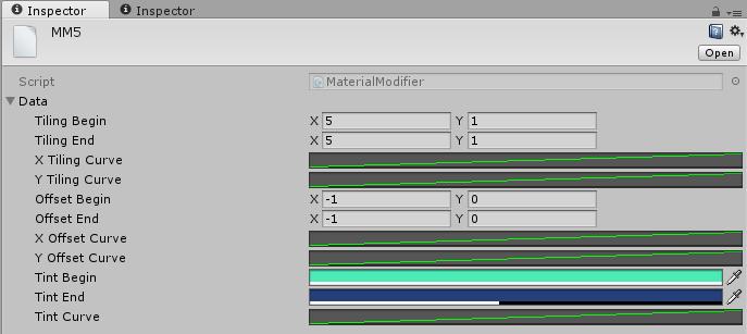 animatedconeMaterialModifierInspector