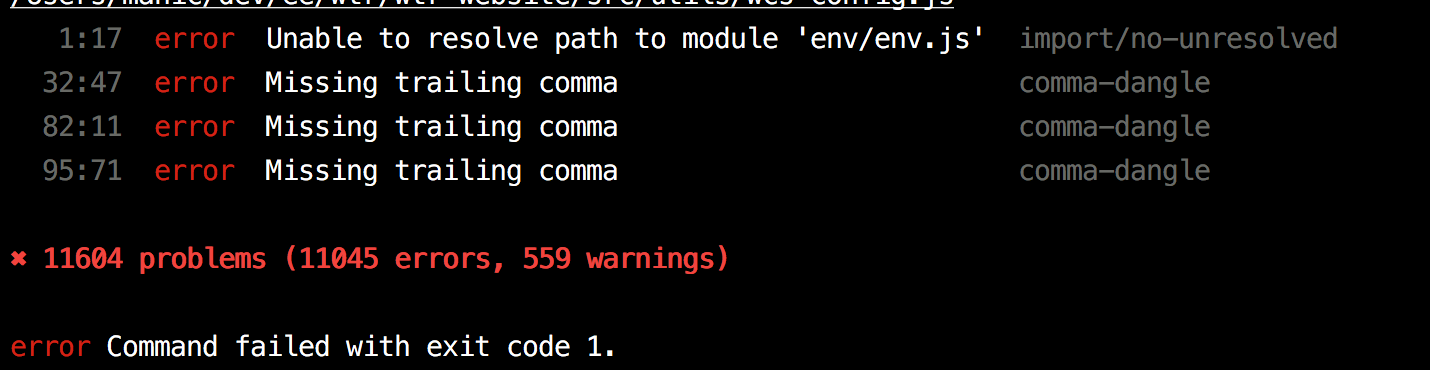 eslint-output-example-default
