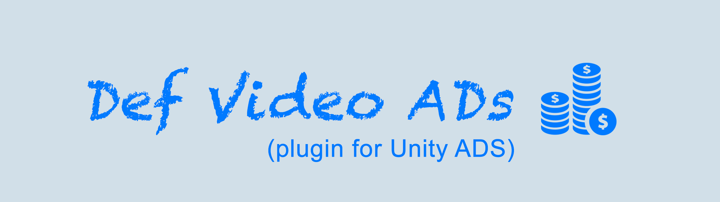 DefVideoAds (plugin for Unity ADS)