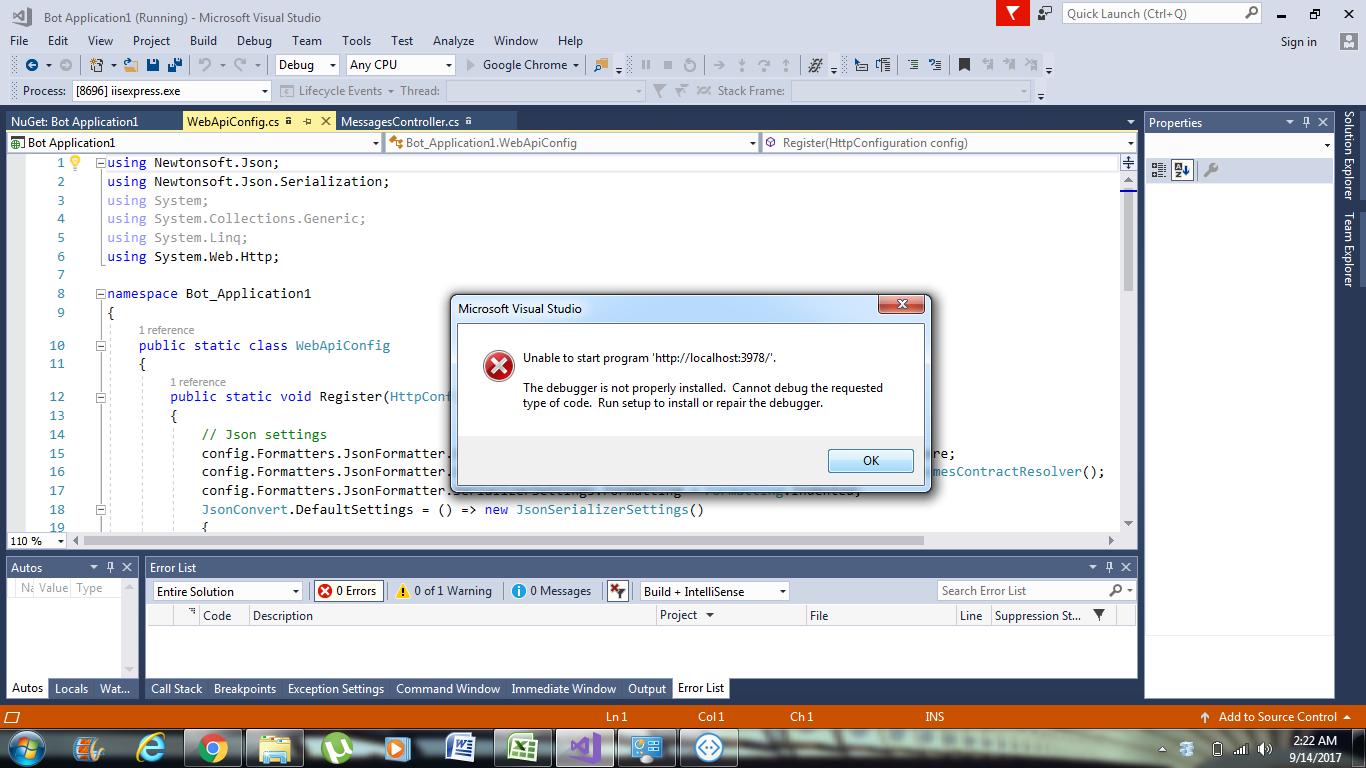 error in log after installing using windows 7 64 bit · issue 287Windows Error 287 #9