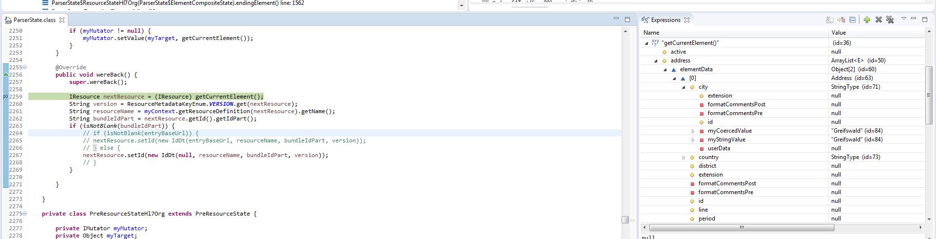 screenshot_debugging_parser class