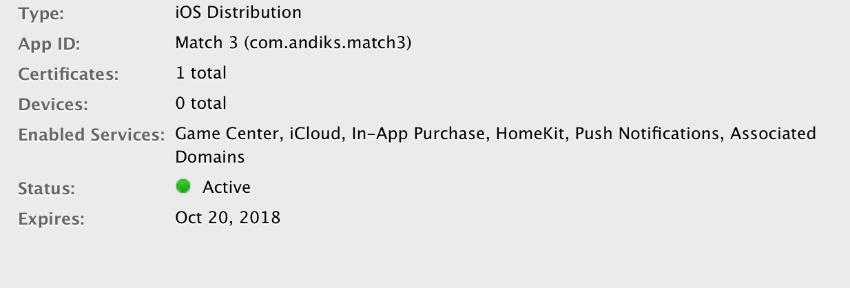 xcodebuild uses different provision then match provided
