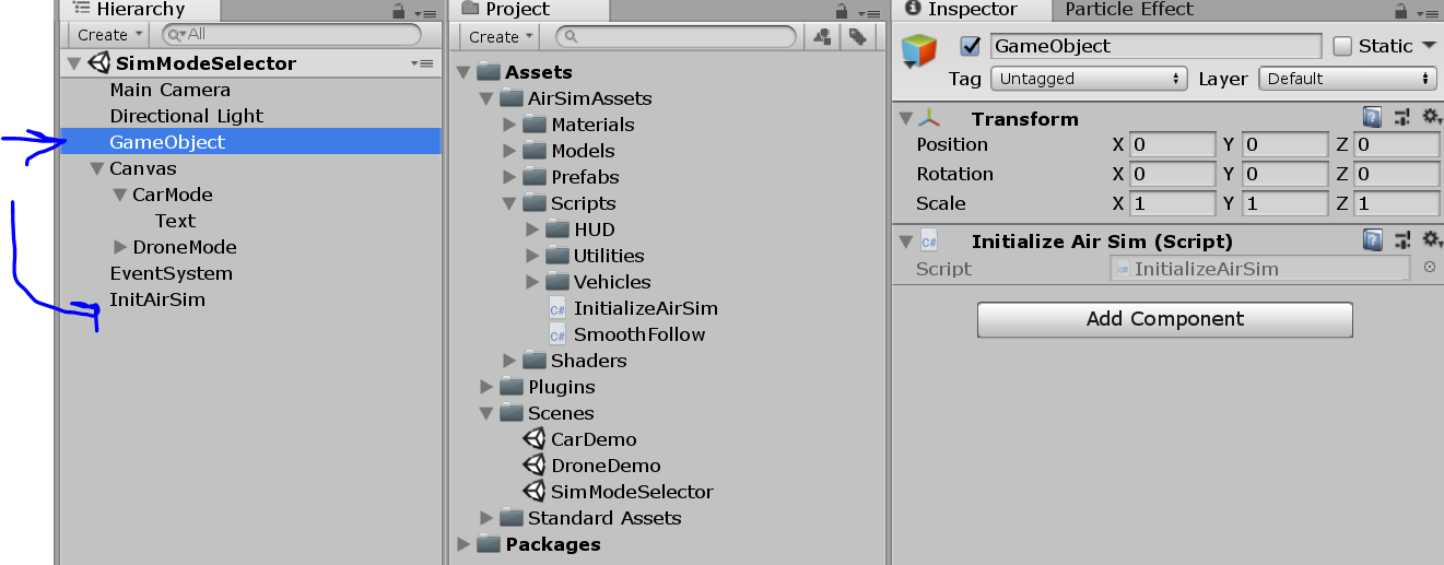 Unity - Confusion about where settings json file should be