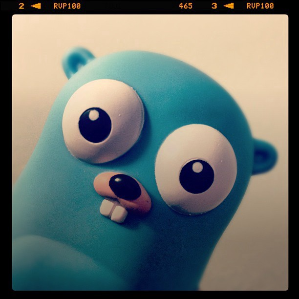 Cover Image for First look at golang