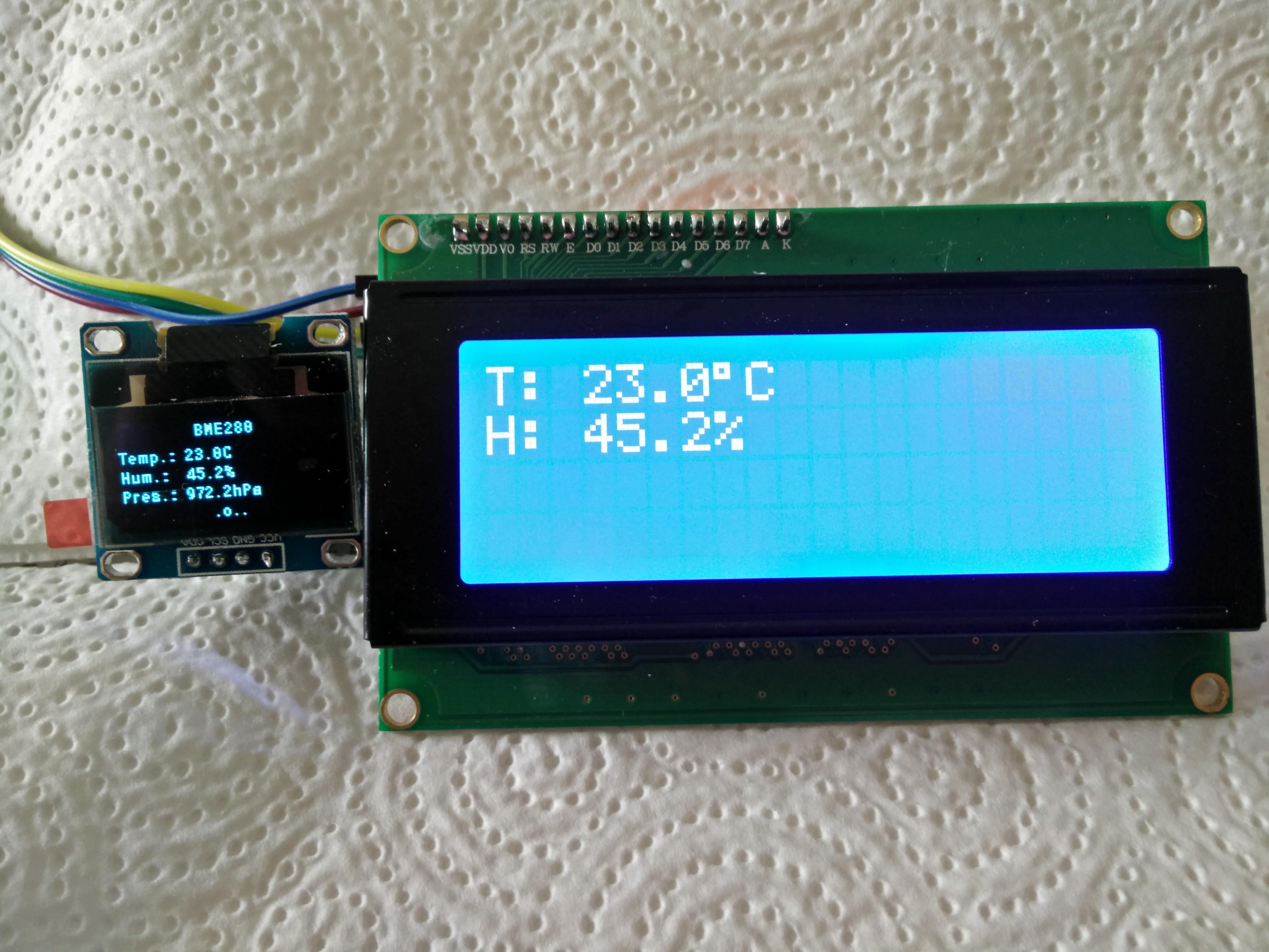 Visualize data on display · Issue #143 · opendata-stuttgart/sensors