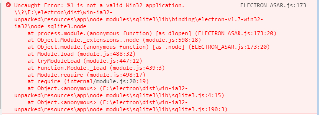 1 is not a valid win32 application · Issue #910 · mapbox/node