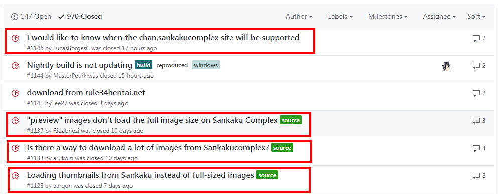 Chan Sankakucomplex Com Issues Issue 1147 Bionus Imgbrd Grabber Github See more of sankakucomplex(official) on facebook. chan sankakucomplex com issues issue
