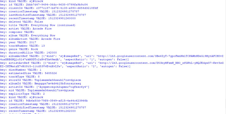 Unofficial-Google-Music-API - Bountysource
