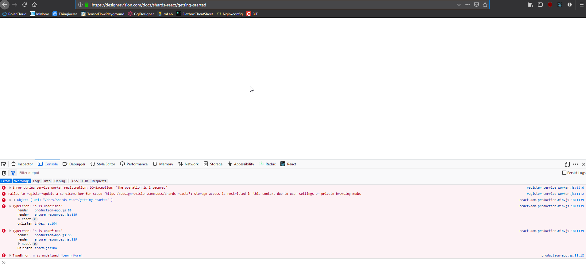 README link to documentation is broken  · Issue #8