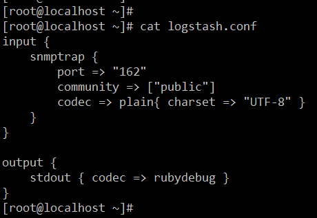 logstash snmp trap Received log Characters garbled · Issue #9211