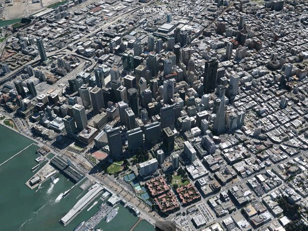 can integrate airsim into google earth or get 3d map data