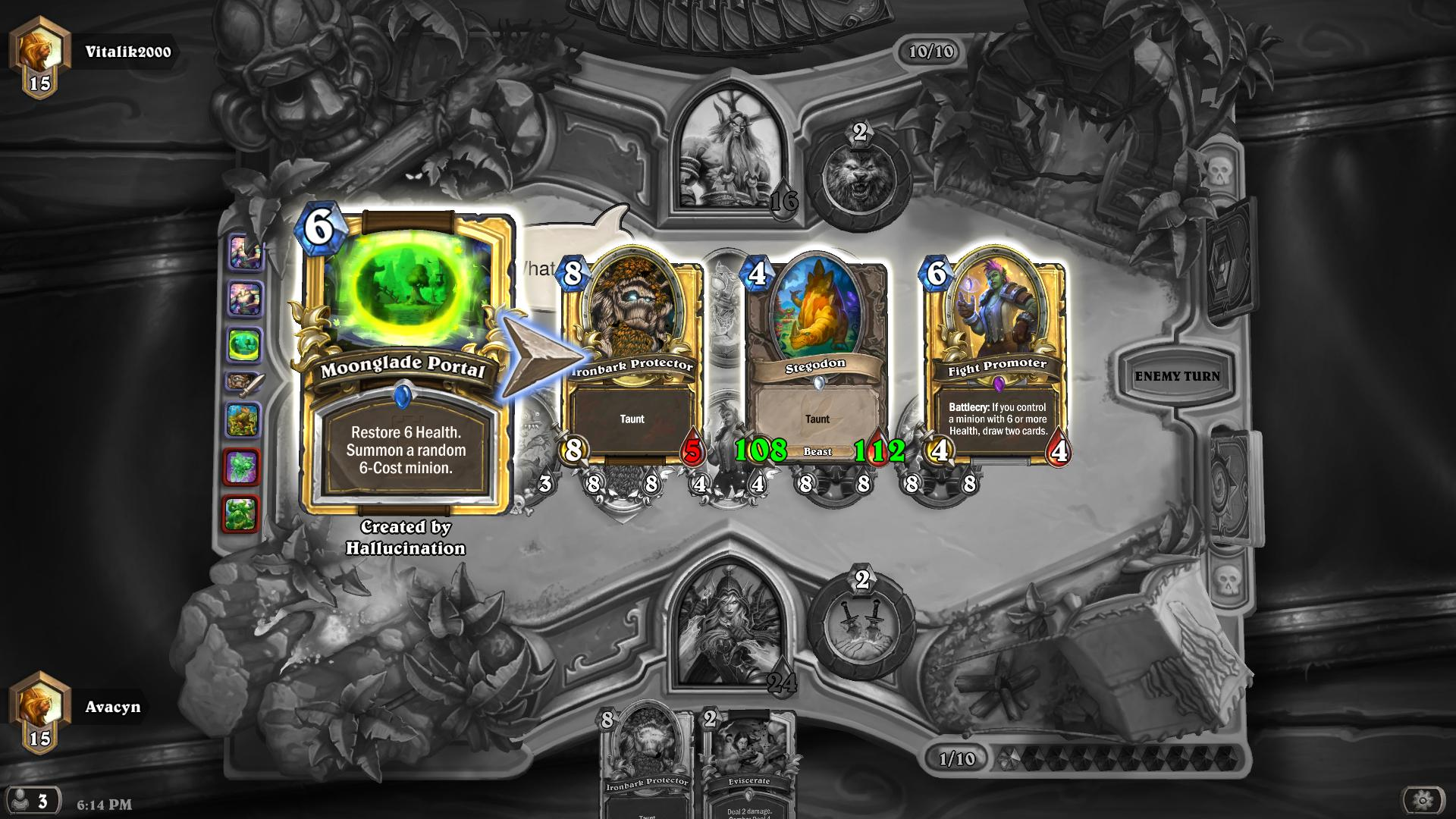 ... as displayed in the following link  http   imgur.com a OSWbT. Here you  see a Stegodon repeatedly showing up in the card log with increasing stats   ... 251d7d562
