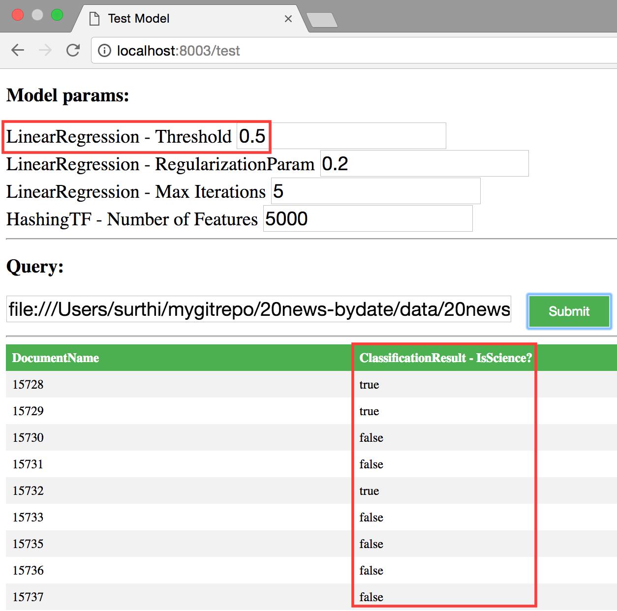 GitHub - spoddutur/spark-ml-dashboard: Spark ML Dashboard
