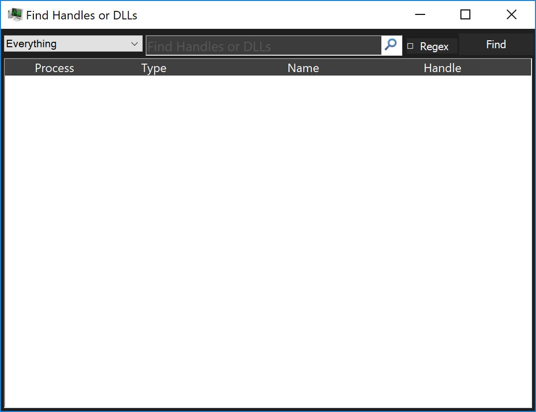 Feature request: Dark theme · Issue #98 · processhacker
