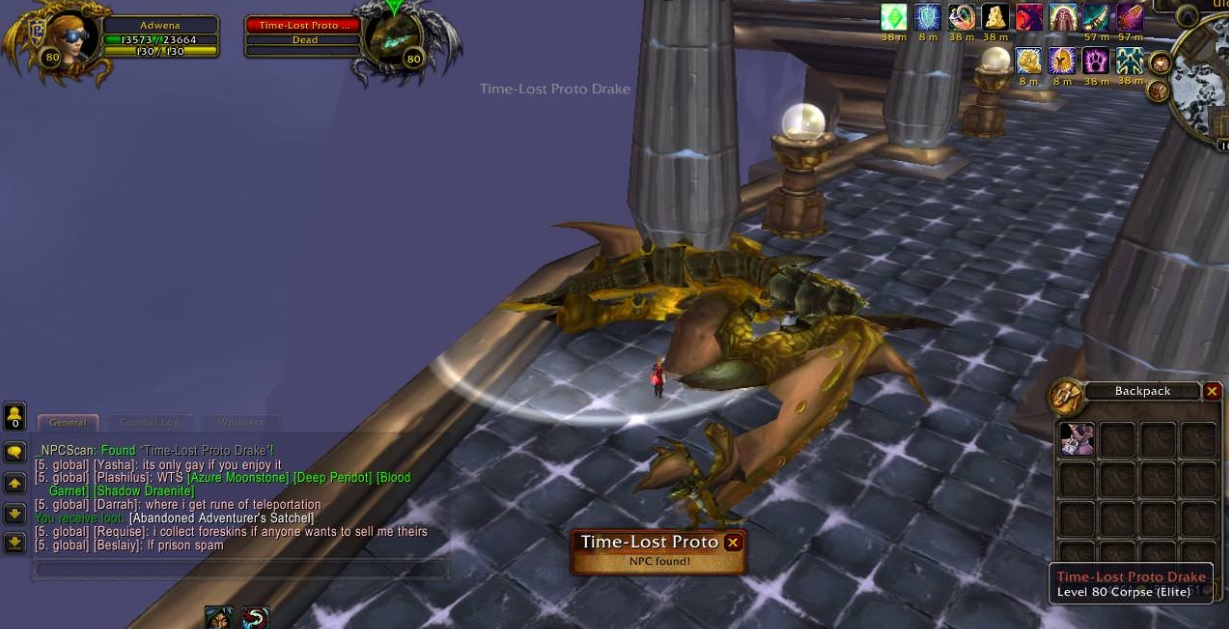 Time Lost Proto-Drake mount % confirmation · Issue #681