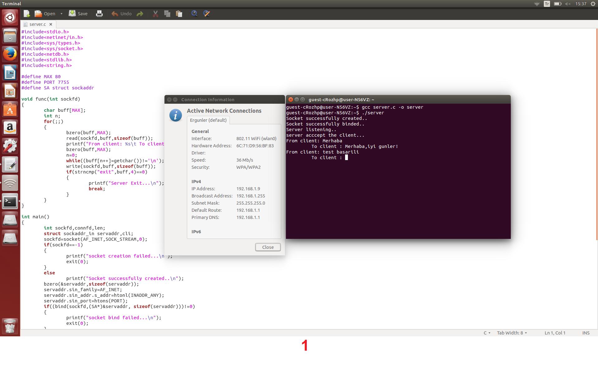 GitHub - ahmetozlu/tcp_socket_programming_c_server: TCP Socket