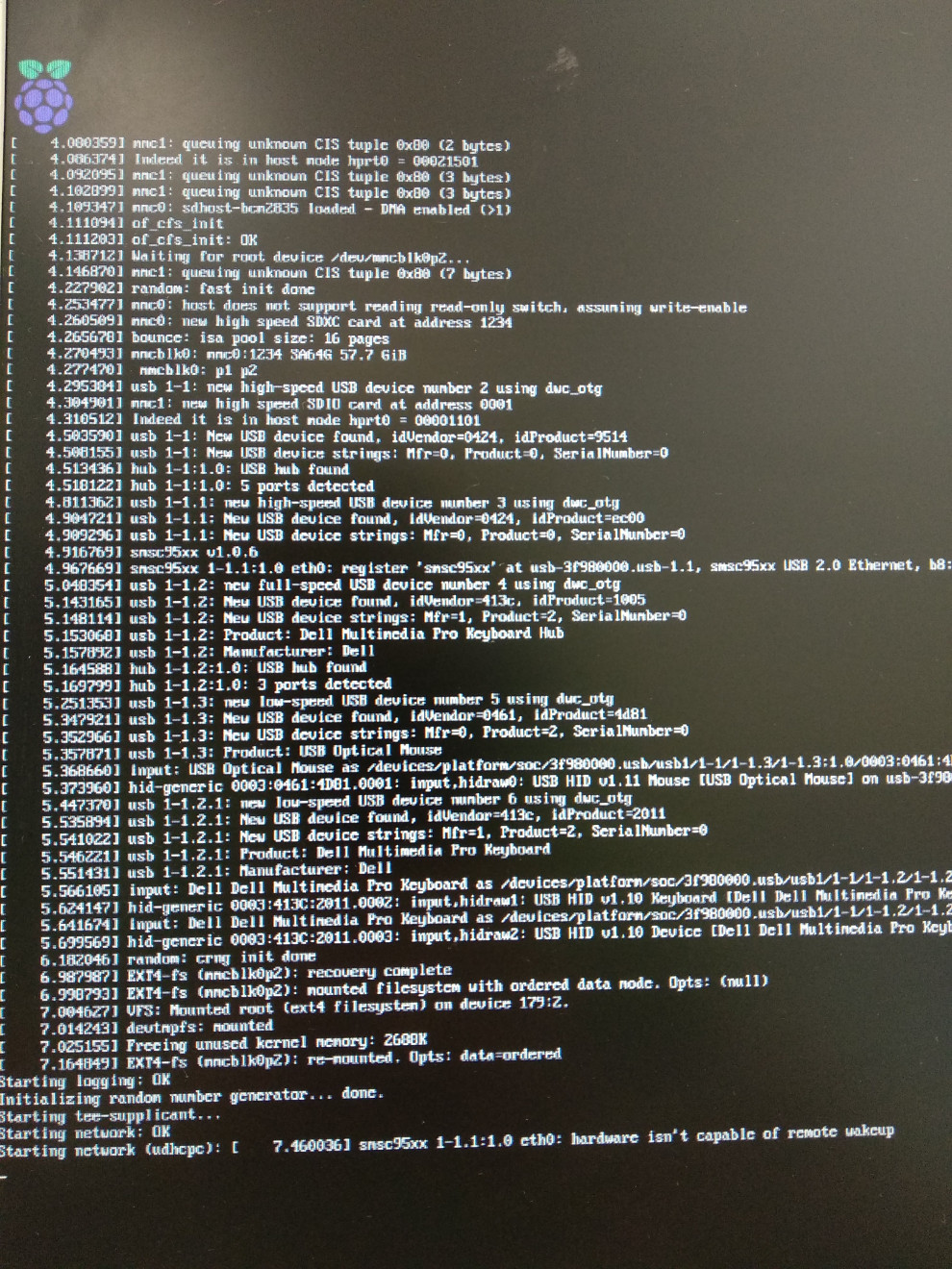 Linux kernel hang at crng init done · Issue #306 · OP-TEE/build · GitHub