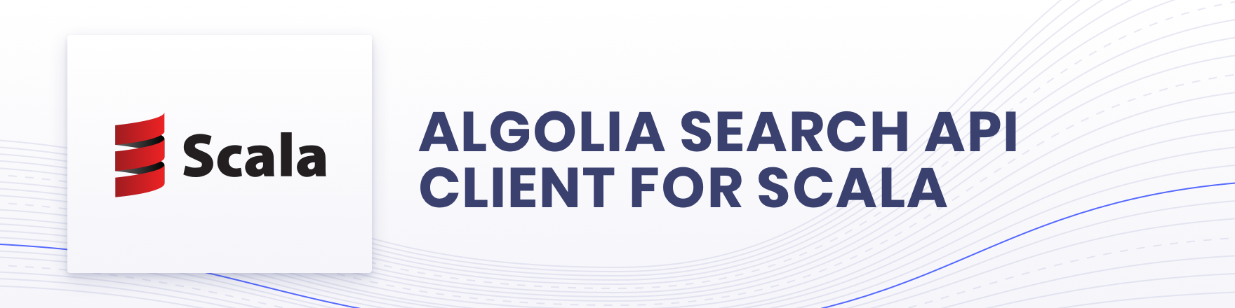 Algolia for Scala