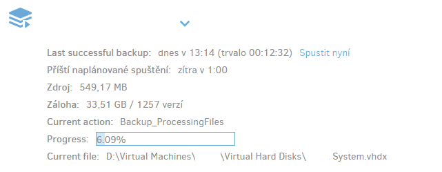 Processing files which are not in backup sources · Issue