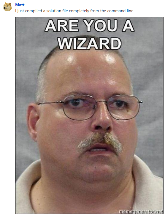 Image of are you a wizard